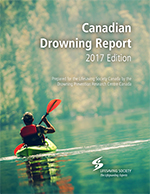 2017 Canadian Drowning Report Cover EN