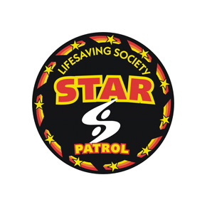 Swim Patrol crest - Star